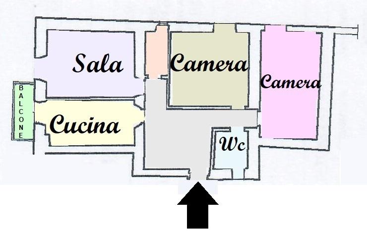 Rif. 4A – Appartamento in Vendita