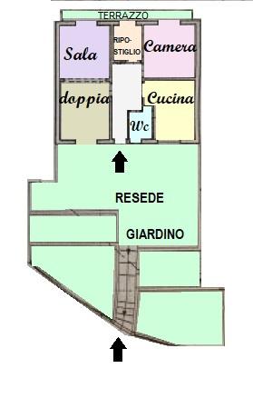 Rif. 4E – Appartamento in Vendita
