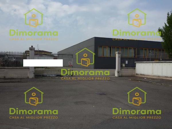 Magazzino - capannone in vendita Rif. 11879892