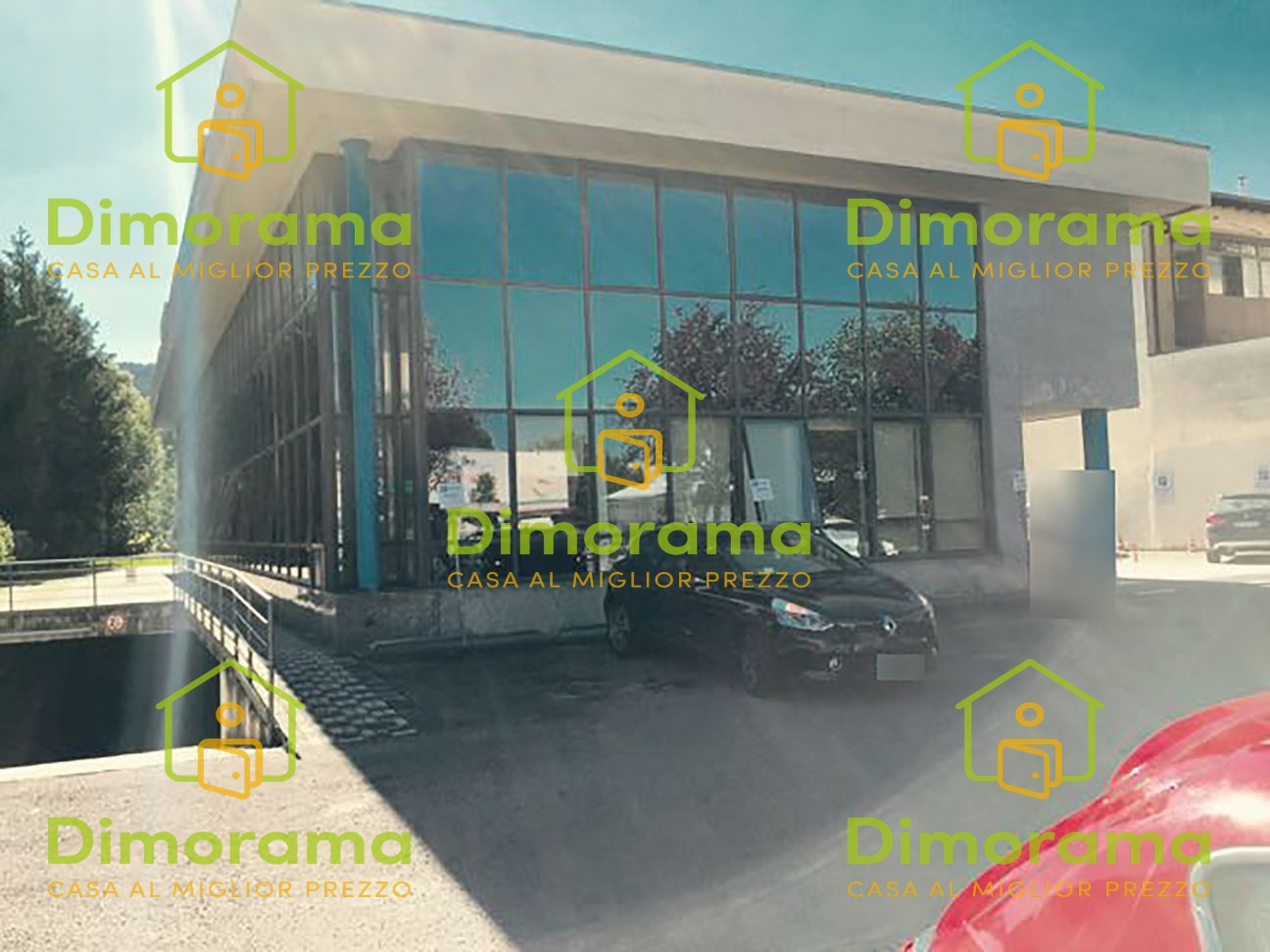 Magazzino - capannone in vendita Rif. 11381391