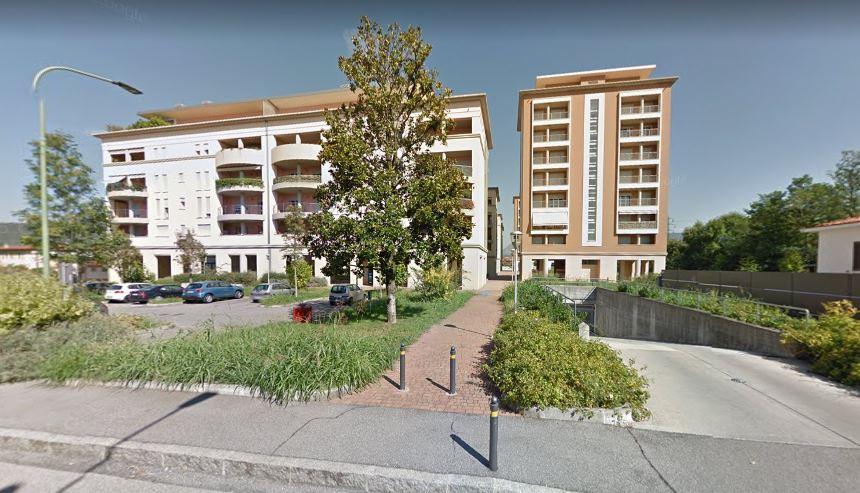 Bilocale vendita brescia piazza luigi buffoli 13 for Planimetrie della cantina