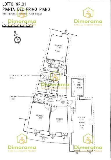 Appartamento in vendita Rif. 11568333