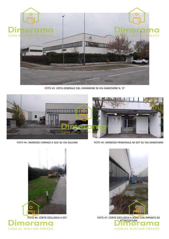 Magazzino - capannone in buone condizioni in vendita Rif. 11575791