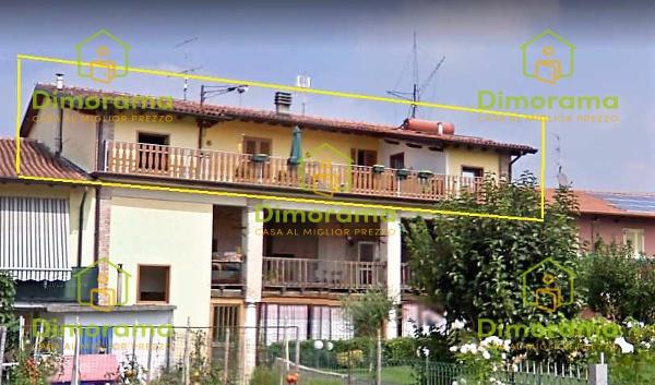 Appartamento in buone condizioni in vendita Rif. 12084389