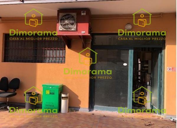Magazzino - capannone in discrete condizioni in vendita Rif. 11260996