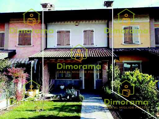 Villetta a schiera in vendita Rif. 11280716
