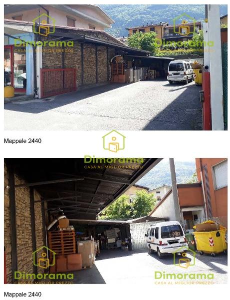 Magazzino - capannone in vendita Rif. 11723010