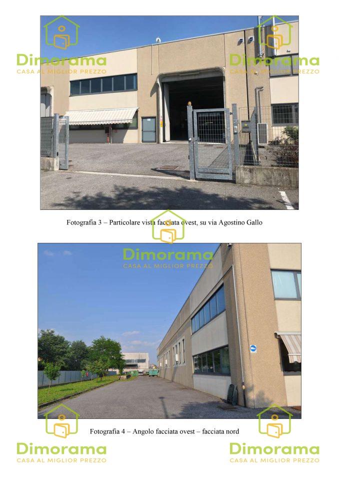Magazzino - capannone in ottime condizioni in vendita Rif. 11904312