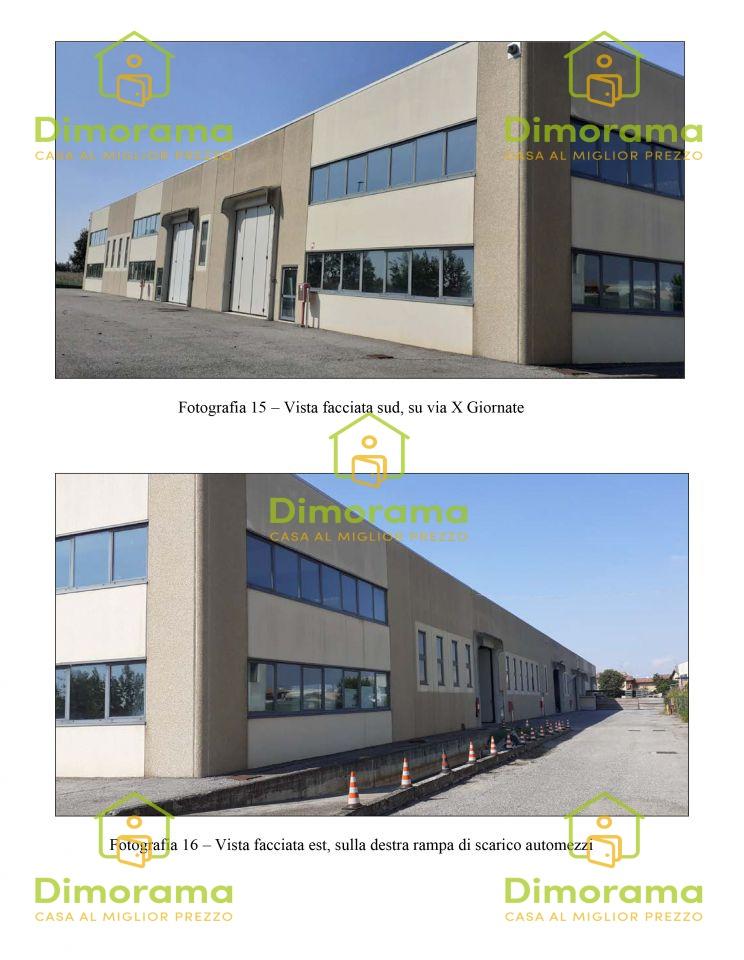 Magazzino - capannone in buone condizioni in vendita Rif. 11904313