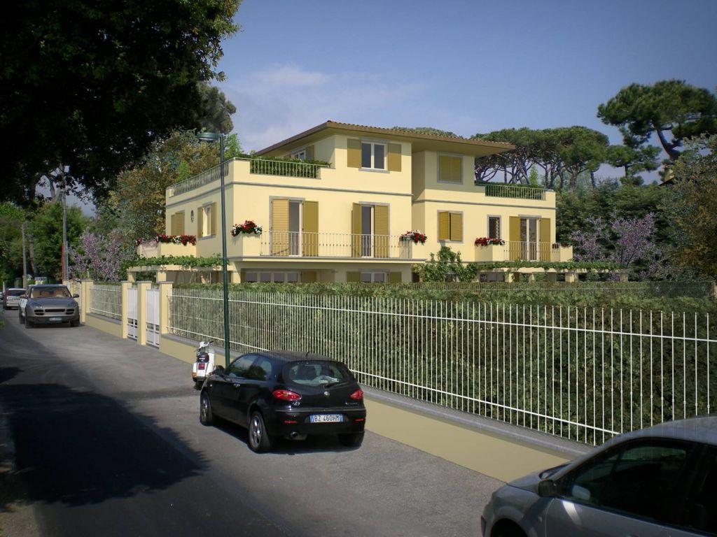 Villa bifamiliare FORTE DEI MARMI CV 47