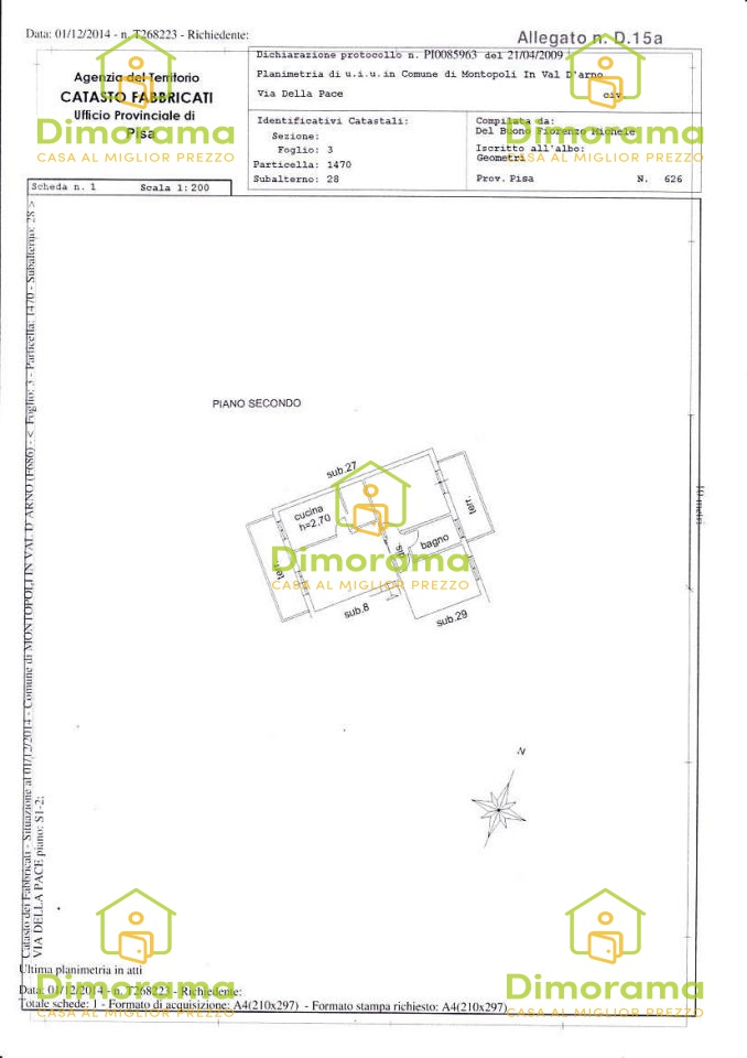 Appartamento in vendita Rif. 11568369