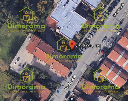 Garage trilocale in vendita a Agliana (PT)