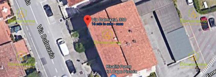 Magazzino quadrilocale in vendita a Pistoia (PT)