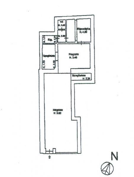 Affitto  bilocale Viareggio  1 894836