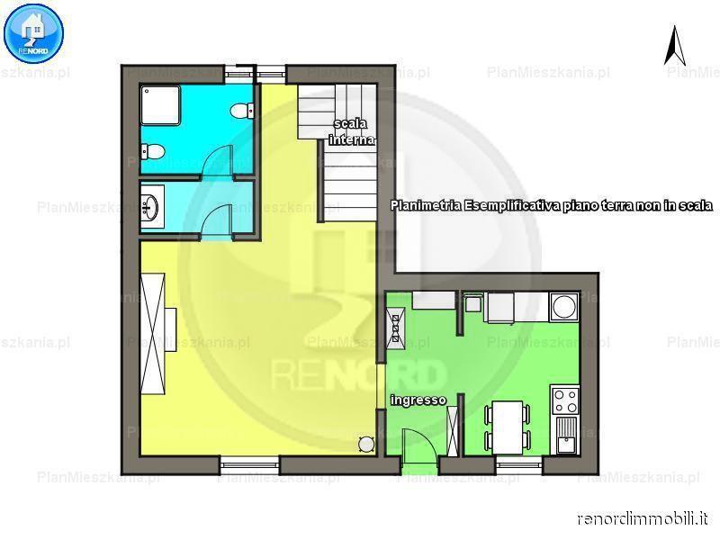 Vendita  bilocale Albuzzano Via Delle Magnolie 1 992602
