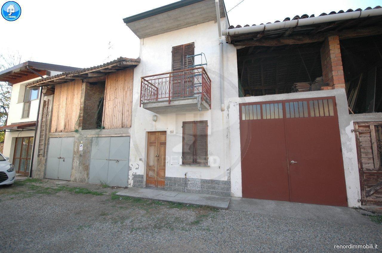 Soluzione Semindipendente in vendita a Magherno, 2 locali, prezzo € 52.000 | CambioCasa.it