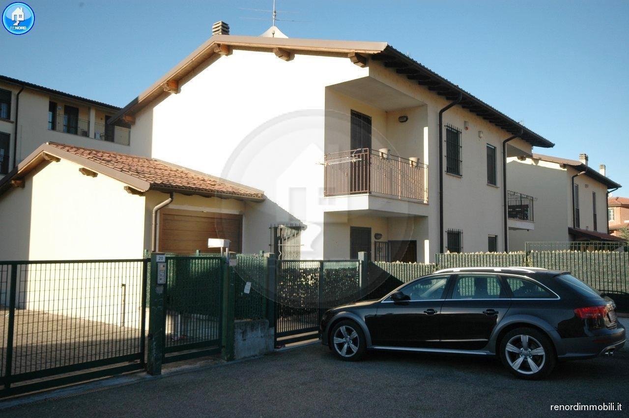 Soluzione Semindipendente in vendita a Gerenzago, 4 locali, prezzo € 139.000 | CambioCasa.it