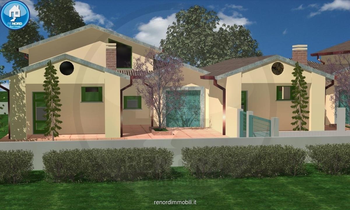 Villa a schiera SANT'ANGELO LODIGIANO VIL6137