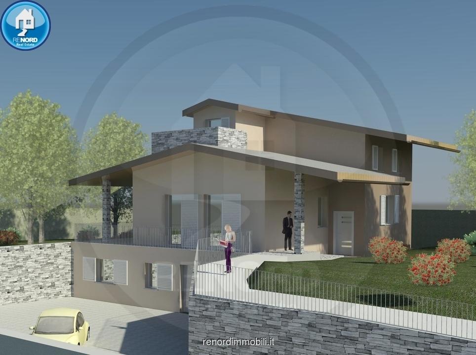 Villa in vendita a Gerenzago, 5 locali, prezzo € 158.000   CambioCasa.it