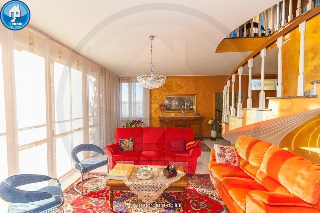 Villa SAN GIULIANO MILANESE vendita   via Lario R.E.NORD DI GIUSEPPE SCARFONE