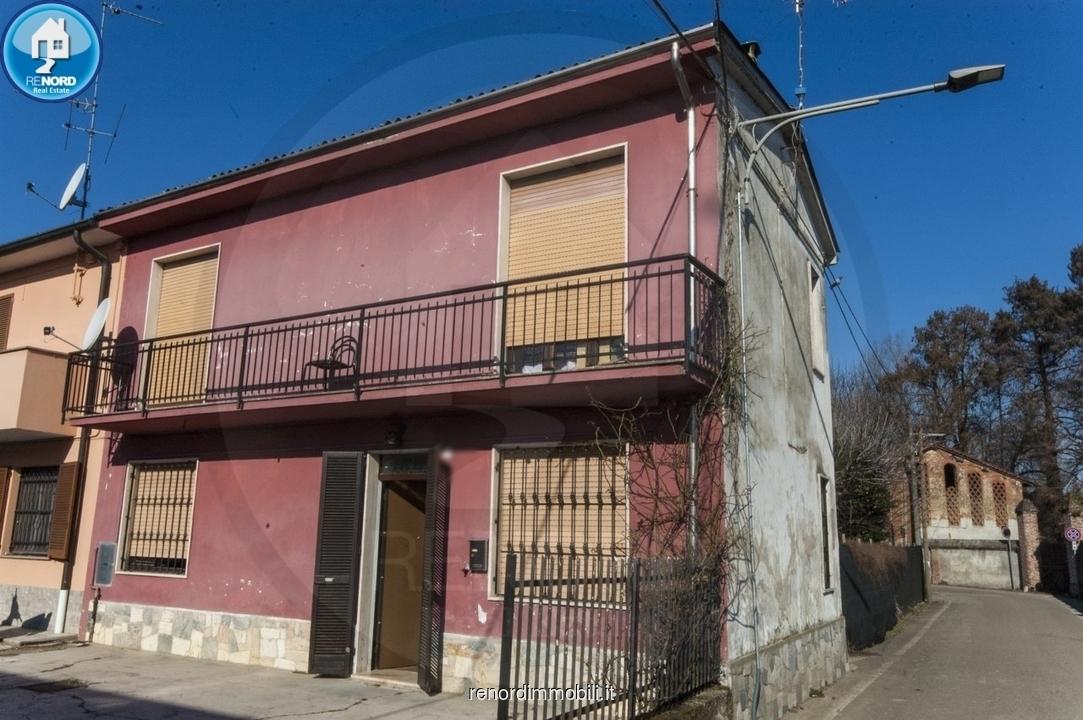 Soluzione Semindipendente in vendita a Gerenzago, 4 locali, prezzo € 57.000 | CambioCasa.it