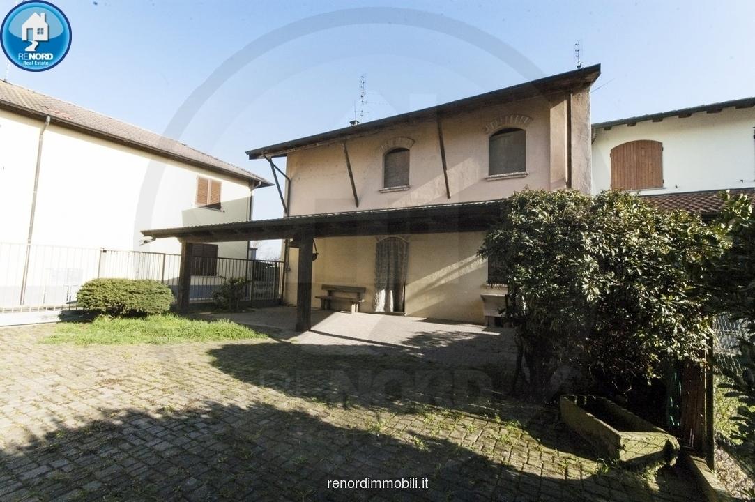 Soluzione Indipendente in vendita a Magherno, 6 locali, prezzo € 93.000 | CambioCasa.it