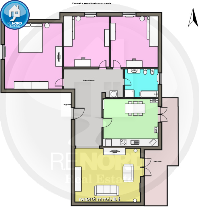 Appartamento in vendita a Albuzzano, 4 locali, prezzo € 70.000 | CambioCasa.it