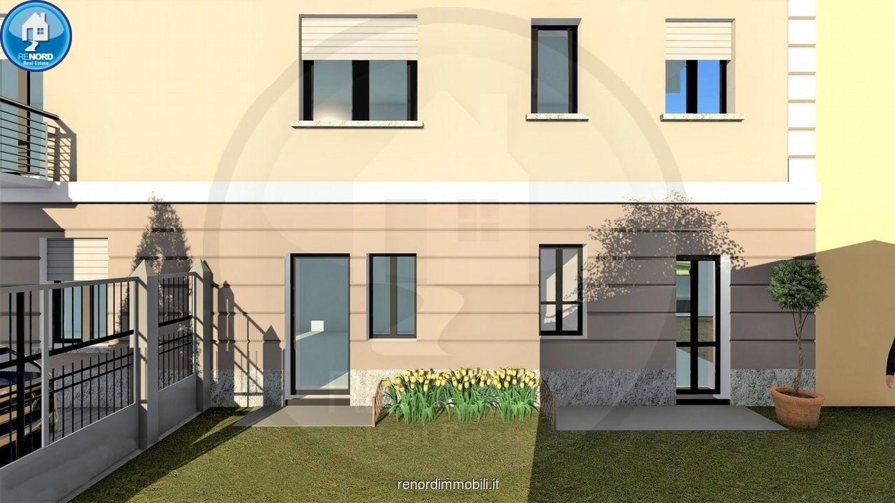 Appartamento in vendita a Travacò Siccomario, 3 locali, prezzo € 205.000 | CambioCasa.it
