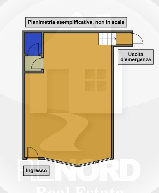 Locale Commerciale PAVIA PVD9265