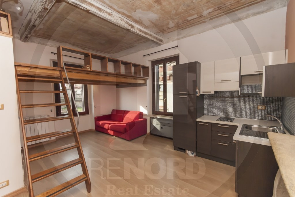 Appartamento in vendita a Pavia, 1 locali, prezzo € 114.000 | CambioCasa.it