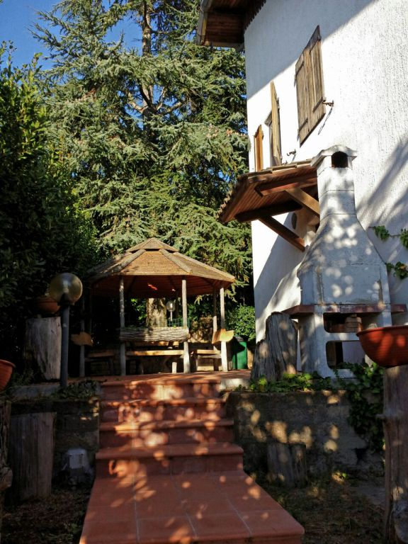 Filare di Gavorrano <br /> Villa su più livelli con ingresso indipendente