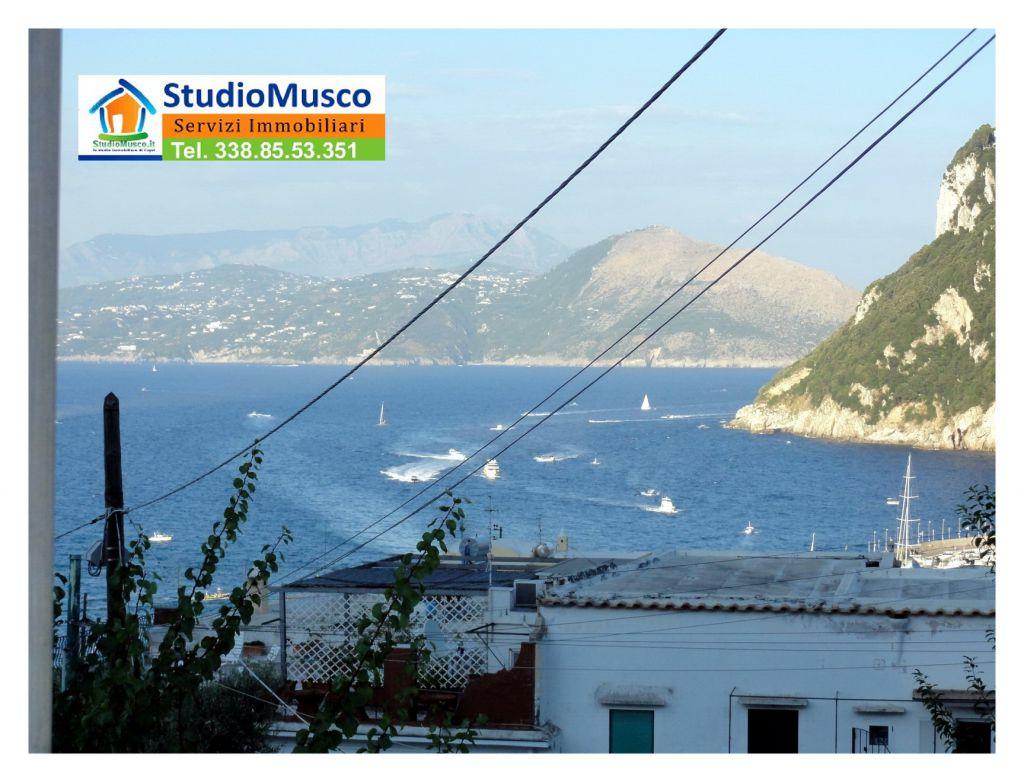 Bilocale Capri Via Marina Grande 9