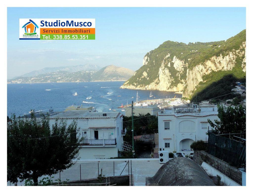 Bilocale Capri Via Marina Grande 12