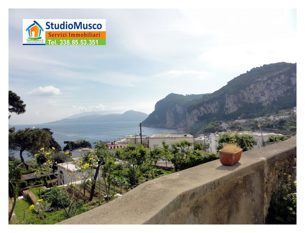 Bilocale Capri Via Marina Grande 4