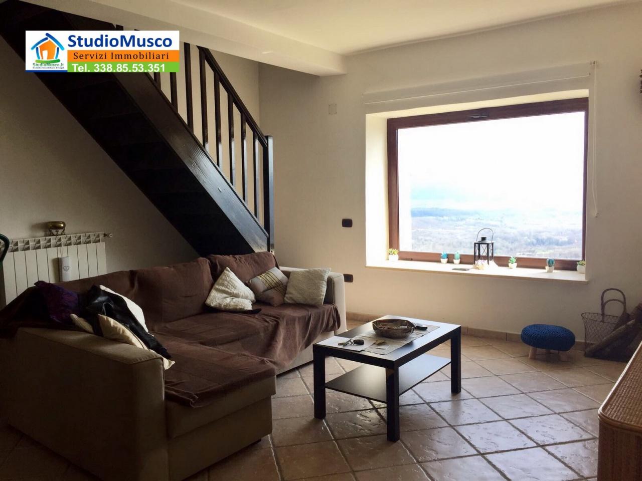 Appartamento quadrilocale in vendita a Montaquila (IS)