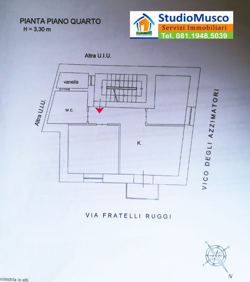 Appartamento NAPOLI NVNABO