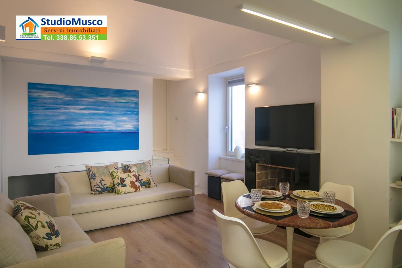 Appartamento in ottime condizioni arredato in vendita Rif. 10005511