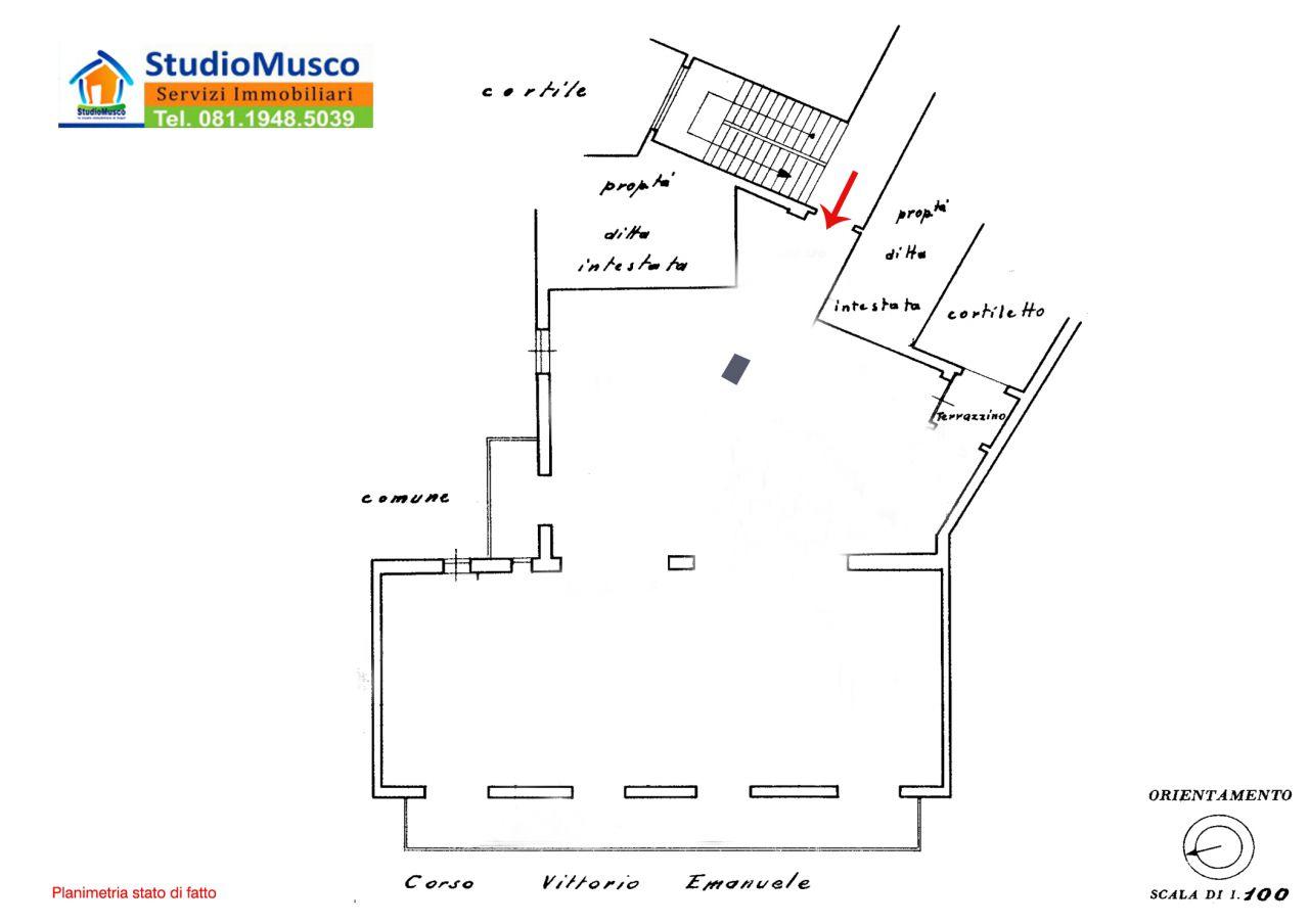 Appartamento NAPOLI NUNATE