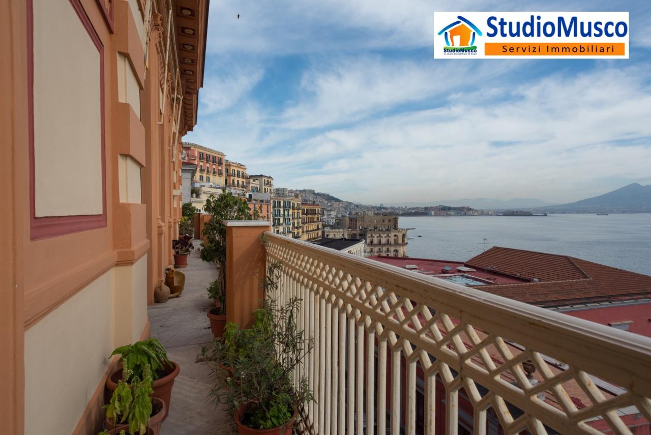 Appartamento, Via Posillipo, Affitto - Napoli (NA)