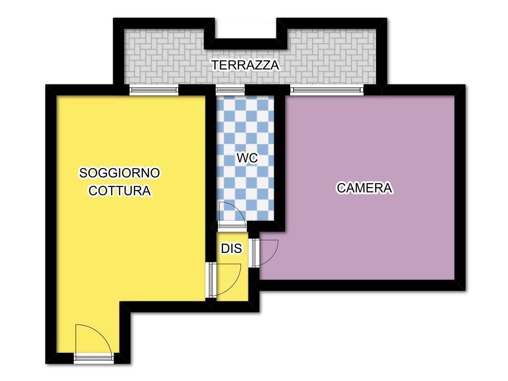 Vendita  bilocale Firenze Via Baracca 1 894847