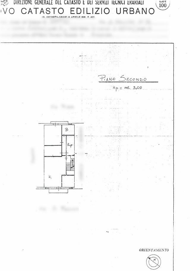 Appartamento in vendita a Lentini, 3 locali, prezzo € 65.000 | CambioCasa.it