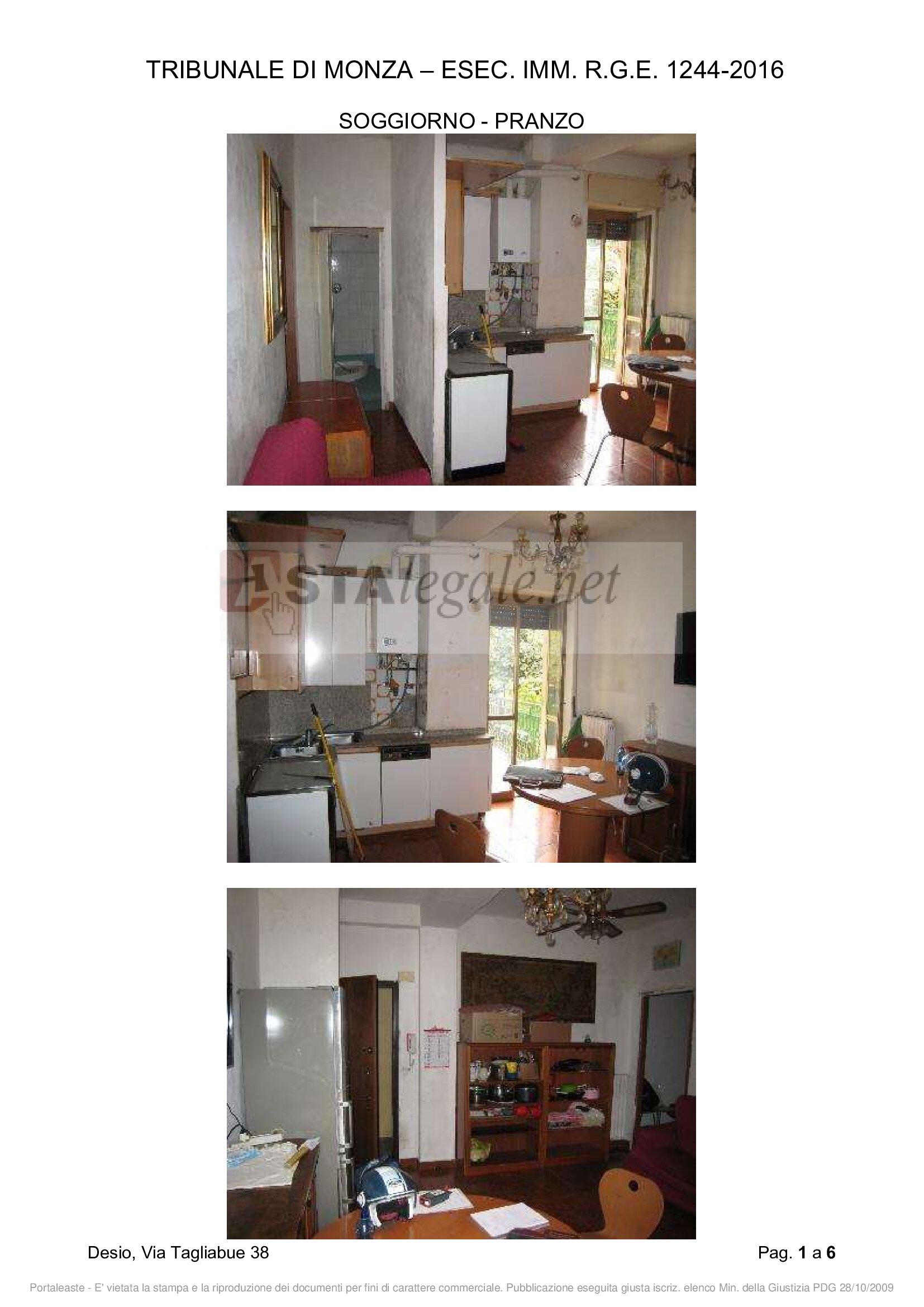 Via Trincea Delle Frasche Desio case, appartamenti in vendita a gazzetta immobiliare