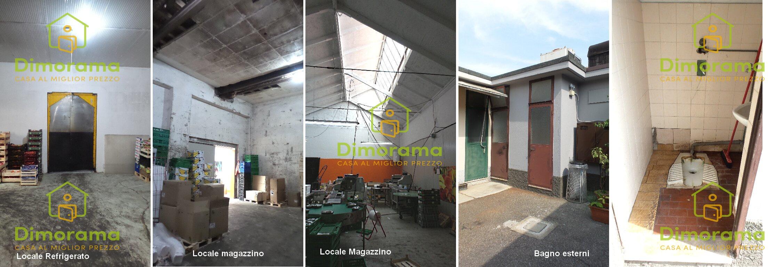 Magazzino - capannone in vendita Rif. 10094559