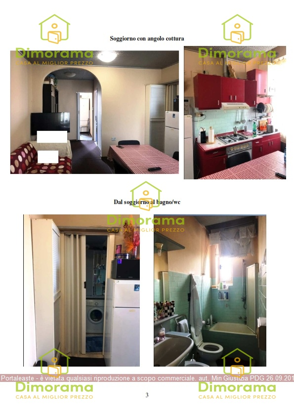 Appartamento in vendita Rif. 11773082
