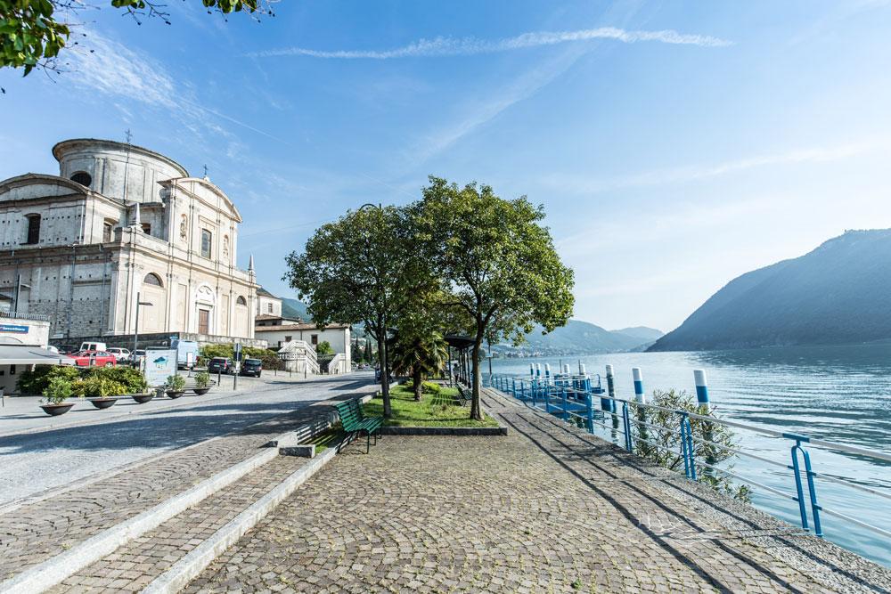 Appartamento in vendita a Sale Marasino, 3 locali, prezzo € 189.000 | PortaleAgenzieImmobiliari.it