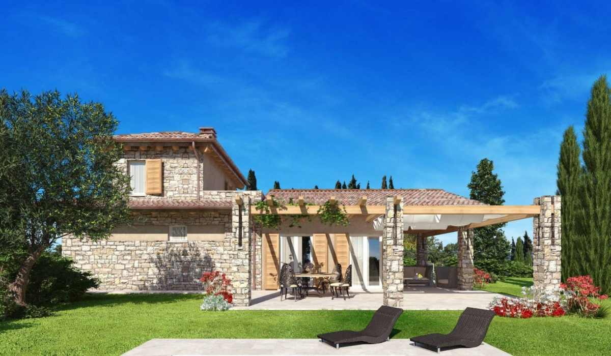 Appartamento in vendita a Passirano, 4 locali, prezzo € 299.000 | CambioCasa.it