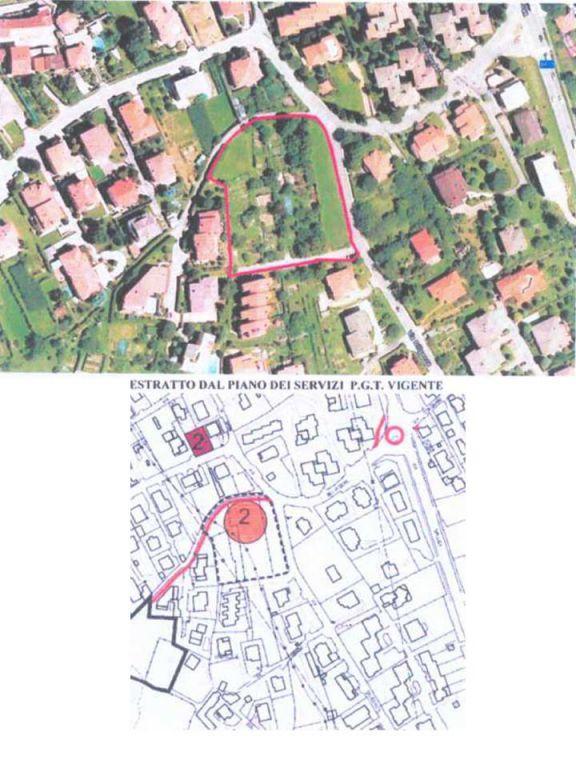 Terreno Edificabile Comm.le/Ind.le in Vendita a Olginate