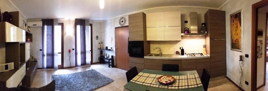 Appartamento in affitto a Valgreghentino, 2 locali, prezzo € 550 | Cambio Casa.it