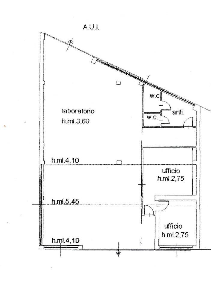 Capannone Industriale OLGINATE CAP3