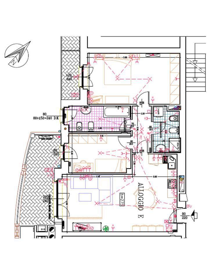 Appartamento LECCO MONT2